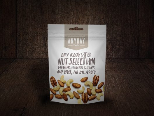 Anyday Dry Roasted Nut Selection