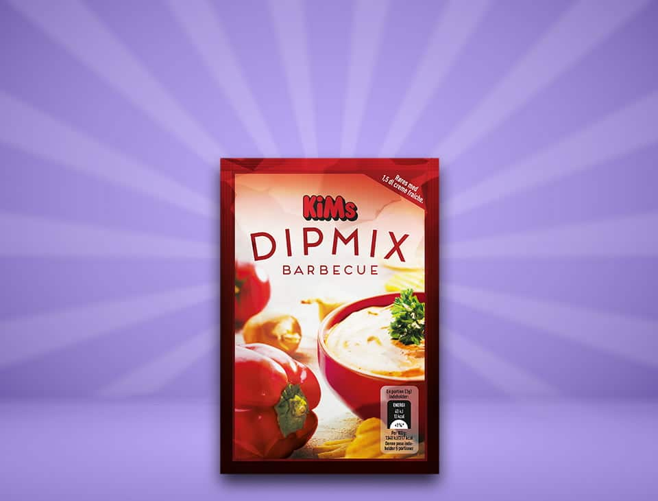 Dip Mix Barbecue 16g